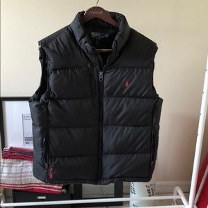 Polo RL/150 Bubble Vest Black XL